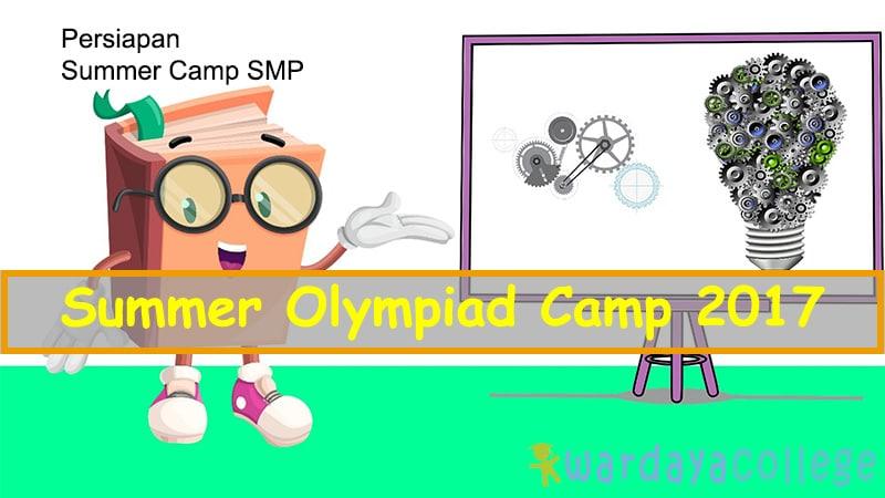 Latihan Soal Persiapan Summer Camp SMP 2017