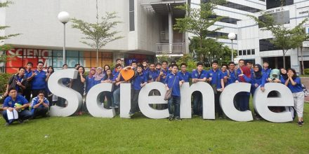 Wardaya College Edu Tour Goes to Singapore